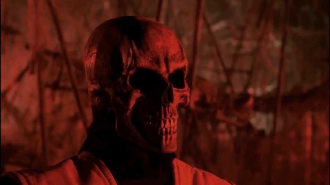 Johnny Cage Vs Scorpion Mortal Kombat Sounds Effects Youtube