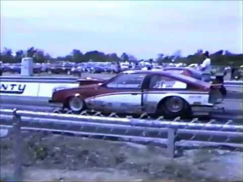 Super Gas Action 1989 Coles County Dragway