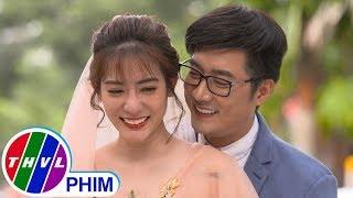 image THVL | Bí mật quý ông - Tập cuối[2]: Lâm và Quỳnh hạnh phúc khi chụp hình cưới