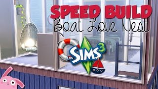 Video Speed Build | Boat Love Nest | Los Sims 3 download MP3, 3GP, MP4, WEBM, AVI, FLV September 2018