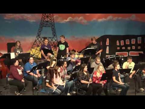 2016 Collaborative Arts Performance; November 1, 2016