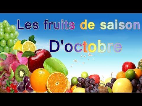 quels-sont-les-fruits-de-saison-d'octobre-?-Économie-et-santÉ