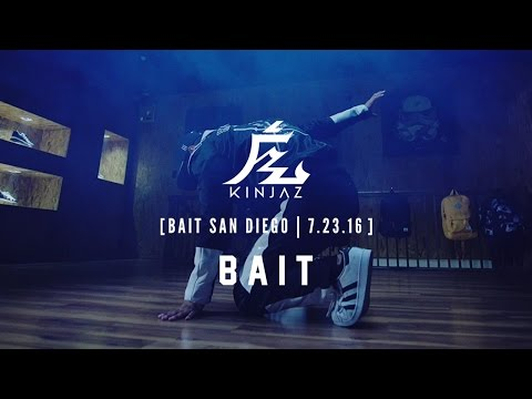 The BAIT Takeover | KINJAZ X BAIT |...