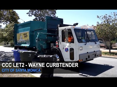 City of Santa Monica - CCC LET2 - Wayne Curbtender