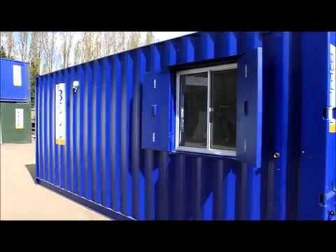 shipping container conversions, storage containers for sales & hire