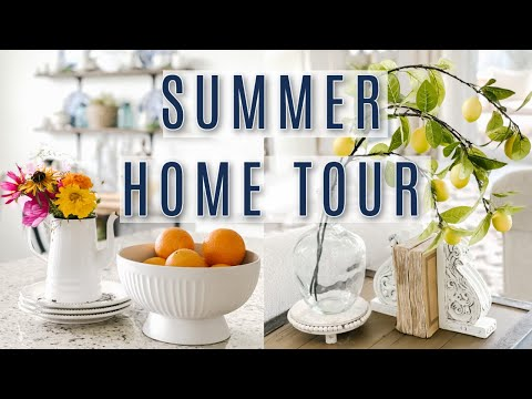 SUMMER FARMHOUSE TOUR