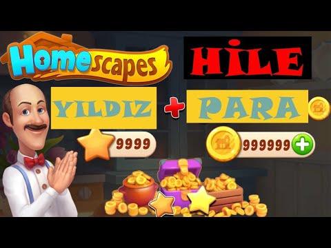 Homescapes Hile/Cheat