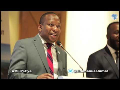 Governor Sonko goes viral with his 'President Kenyarrar' weng - Bull's Eye