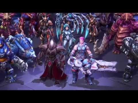 видео: «Машины войны» — heroes of the storm
