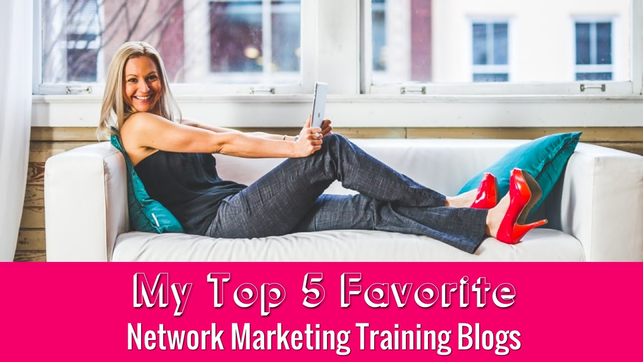 The Top 5 Network Marketing Blogs I Get My Nuggets From