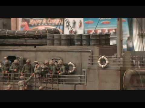 US Marines Iwo Jima WWII 1/35th Scale