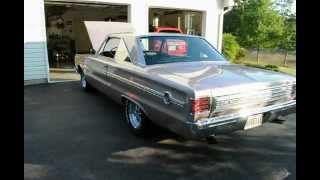 1966 Plymouth Belvedere II with Poly 318