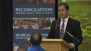 Building Reconciliation: Universities Answering the TRC Calls to Action