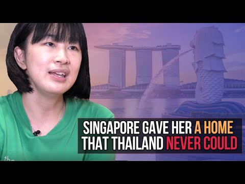 Singapore Gave Her A Home That Thailand Never Could