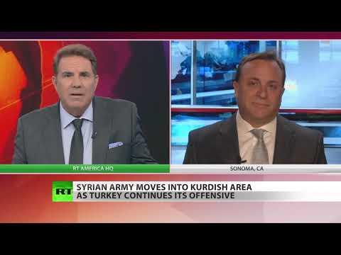 RT America: Is media exaggerating Turkish invasion?