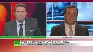 Is media exaggerating Turkish invasion?