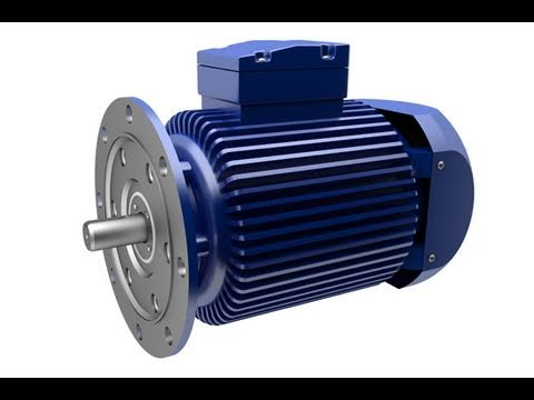 Electric Motor Design Youtube