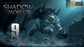 La Tierra Media: Sombras de Mordor Parte 9 Español Gameplay Walkthrough (PC XboxOne PS4)