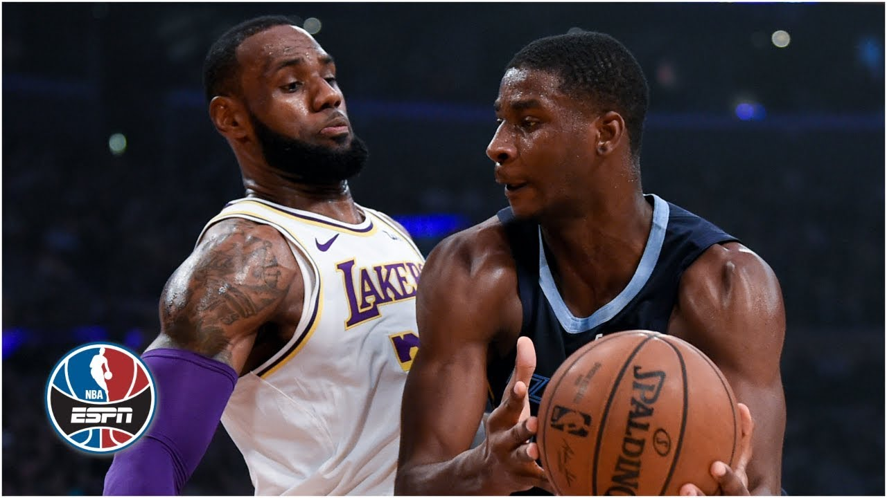 LeBron's 22 points not enough for Jaren Jackson Jr. and the Grizzlies   NBA Highlights