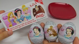 Disney Princess Surprise Egg