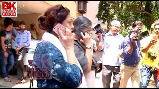 Bollywood Actress Reema Lagoo Last Rites 2017 thumbnail
