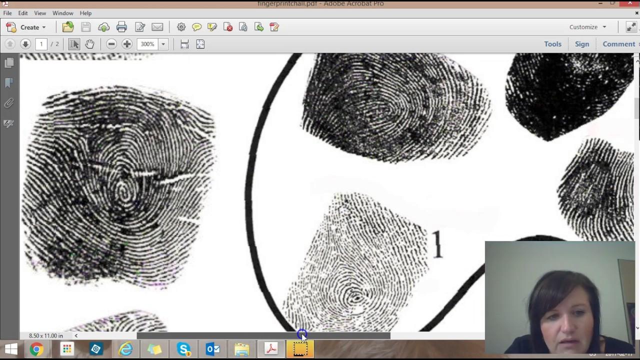 Bestseller: Fingerprint Challenge Answers
