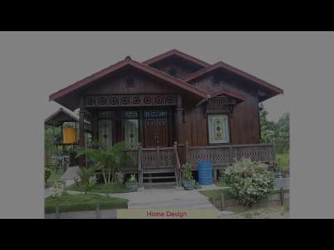 Gambar Teras Rumah Kampung Sederhana  desain rumah kampung youtube