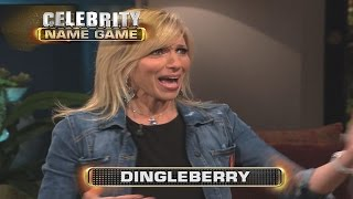 Dingleberry Crunch... EWWW | Celebrity Name Game
