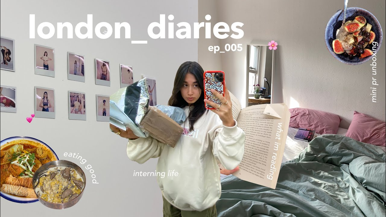 Download 36ish hours in my life | interning in london, eating good & seeing friends