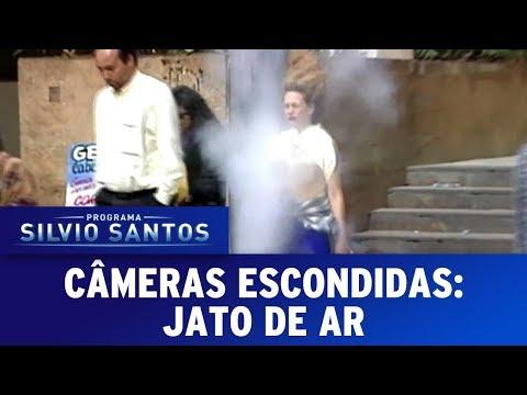 Jato de Ar | Câmeras Escondidas (05/11/17)