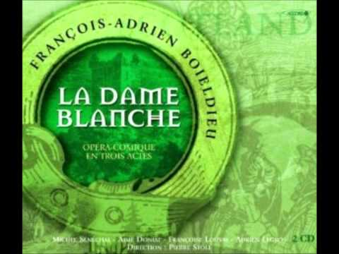 Boieldieu - LA DAME BLANCHE - Act II Finale (Auction Scene)