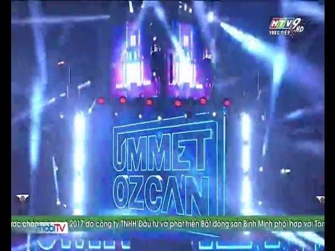 Ummet Ozcan - Ho Chi Minh (Saigon) Countdown Party 2017