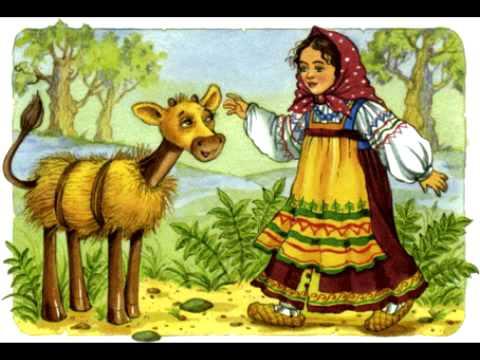 Аудио сказки - Бычок смоляной бочок (Русские народные сказки. Аудиокнига)