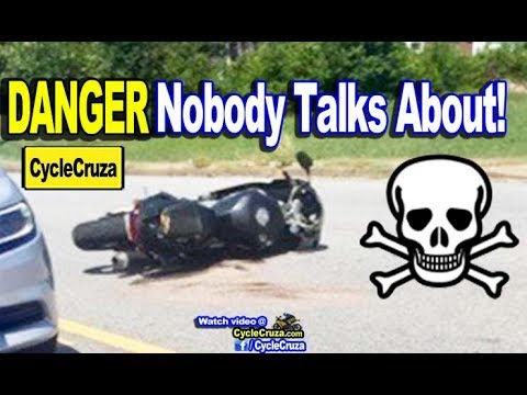 DANGER To Motorcycle Riders NOBODY Talks About ☠️ | MotoVlog