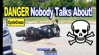 DANGER To Motorcycle Riders NOBODY Talks About   MotoVlog
