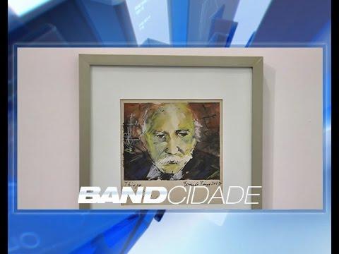 Thiago de Mello abre acervo de artes plásticas em mostra no Centro