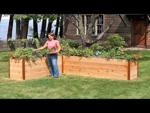 Wood Outdoor Planter Box Plans