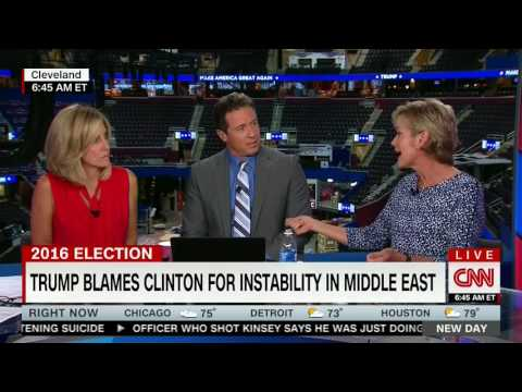 "Chris Cuomo On Jen Granholm's Pathetic Excuses: ""That's Leadership?"