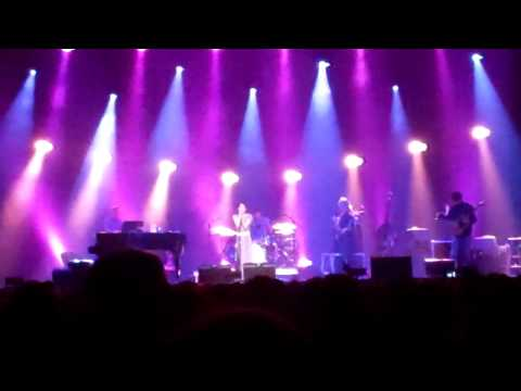 Fiona Apple - Fast as You Can @ Bayou Music Center Houston, TX 9/21/12