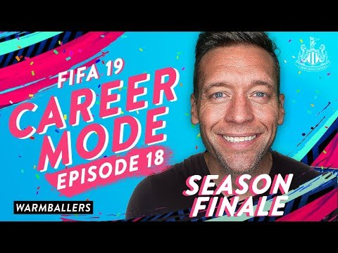 LET'S END ON A GOOD NOTE! - Newcastle Career Mode Ep. #18 (FIFA 19)