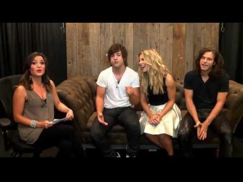An Interview with The Band Perry
