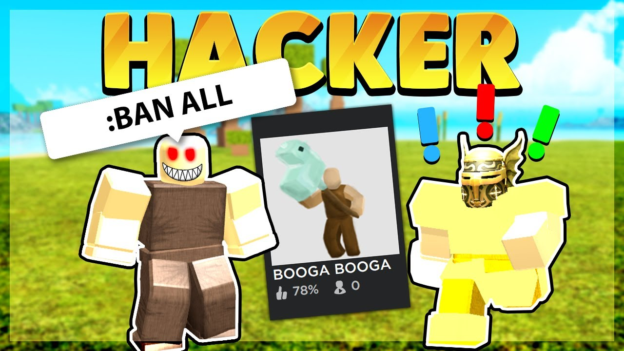 Roblox Booga Booga Crystal Hack Youtube Video Statistics For God Player Vs Hacker On Booga Booga Roblox Noxinfluencer
