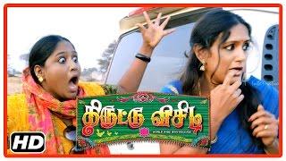 Thiruttu VCD Tamil Movie | Scenes | Reethu saves Devadarshini | Prabha | Sakshi Agarwal