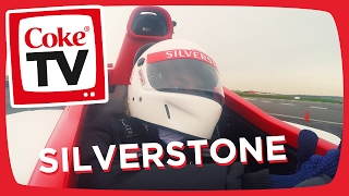 Manny's Epic Silverstone Adventure | #CokeTVMoment