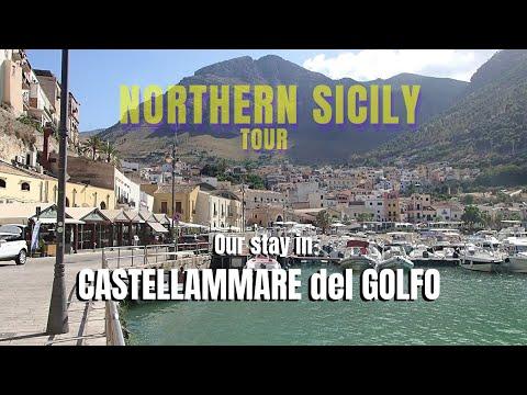 Kelly & Terry Travels Part 4 Castellammare Del Golfo