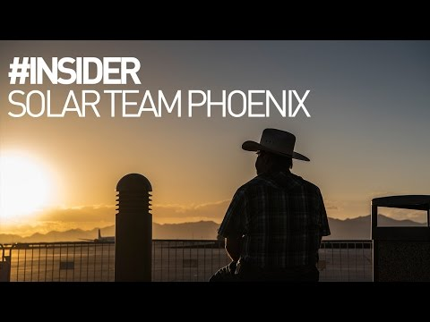 Solar Impulse - The Solar Team in Phoenix #INSIDER