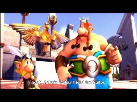 Asterix Obelix Xxl 2 Psp Youtube