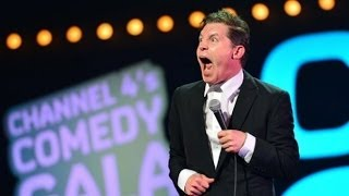 Lee Evans - Channel 4