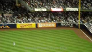 Final (Out) Play from the New York Yankees v. Mets game (Live from the stadium)