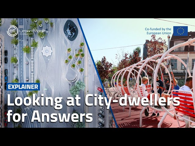How can cities dedicate more urban space to their inhabitants? | With Giulio Ferrini